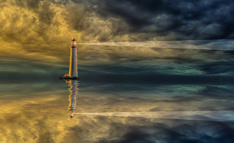 """""""Lighthouse"""" von Maarten Kost"""