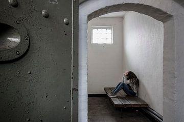 in de gevangenis van Ivana Luijten
