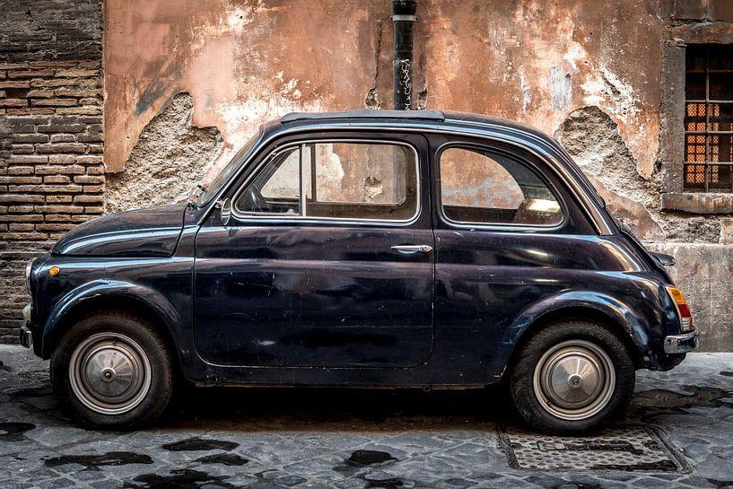 Classic Fiat 500, Urban van Jolanda van Straaten