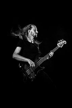 Bassist von Corinne Jansen-Vulders