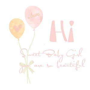 Hi, Baby Girl