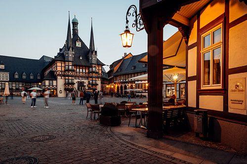 Rathaus Wernigerode van Oliver Henze