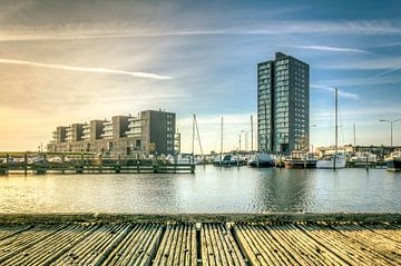 Woontoren Sirene, Almere-Haven van Sven Wildschut