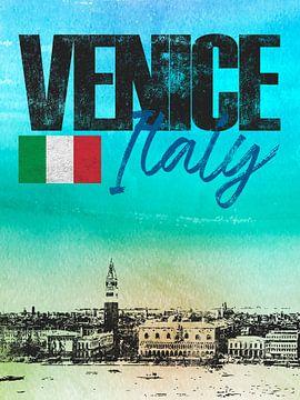 Venise Italie sur Printed Artings