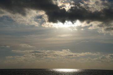 Wolken boven de zee / Cloudy Sea  van