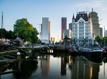 Rotterdam De Oude Haven- het witte huis van Photography by Naomi.K