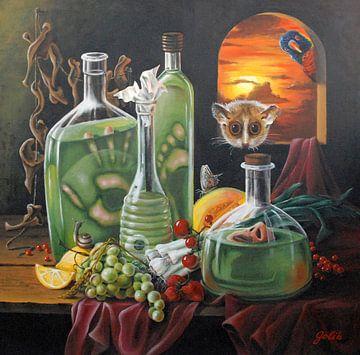 Abend von Larysa Golik