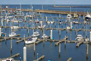 Zeejachthaven van IJmuiden van