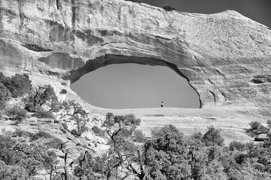 Arches National Park van Loek van de Loo
