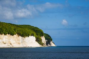 Ostseeküste auf der Insel Rügen