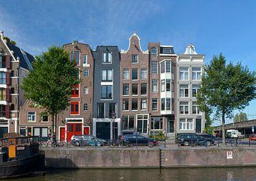 Kurze Prinsengracht Amsterdam. von Peter Bartelings Photography