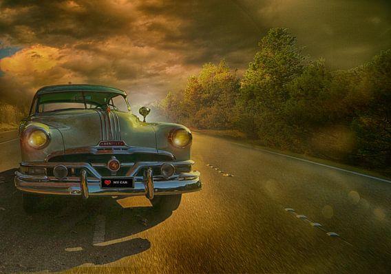 Pontiac Chieftain 1952