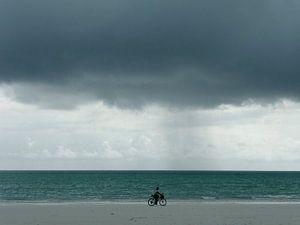 'Fietsen aan zee', Zanzibar van