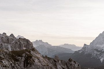 Bergkette Dolomiten, Italien | Land | Reisefotografie von Wianda Bongen