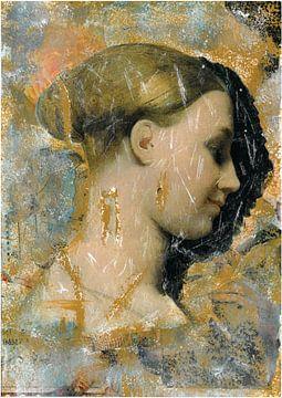 Goldenes Mädchen von Nora Bland