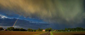 After the storm van