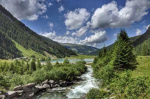 Idylisch Tirol van