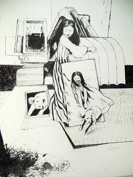 Lucia en Ceres von Lucia Hoogervorst
