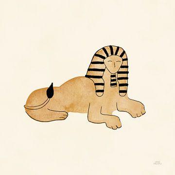 World Traveler Sphinx, Laura Marshall van Wild Apple