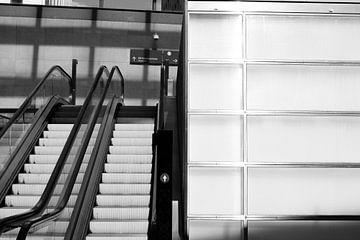 Die Rolltreppe von Milou Baak