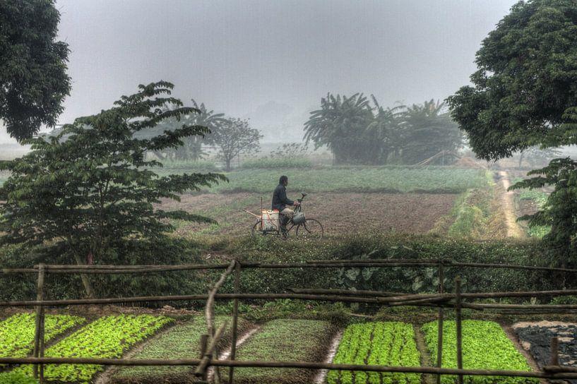 Biking Farmer van BL Photography