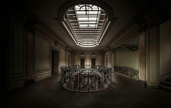 Master stairs van Olivier Van Cauwelaert