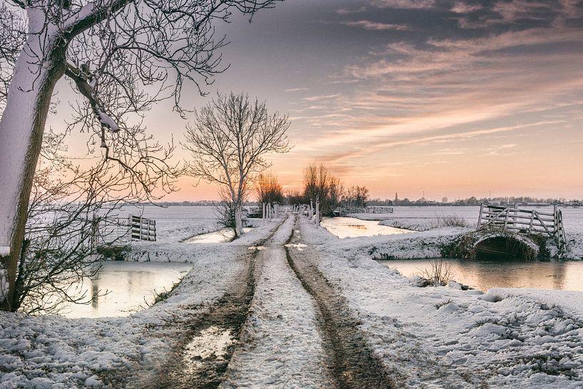 Anton Piek Winter van Rob van der Teen