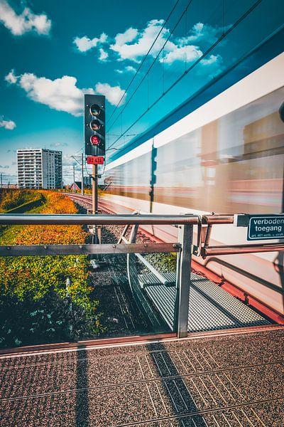 Station Oosterheem sur Chris Koekenberg