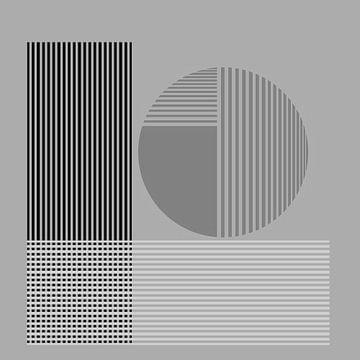 Composition abstraite 722 sur