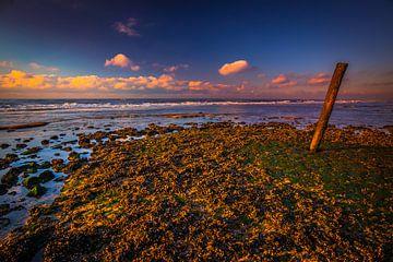 Seepier mit Mast von peterheinspictures