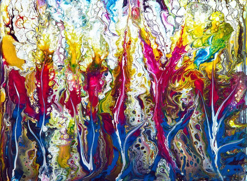 Tanz der Farben von Petra Rivers