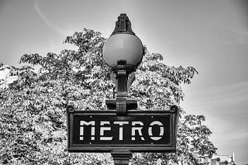 Metro von Jaco Verheul