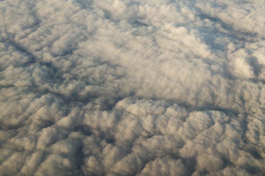 Wolken von Tina Hartung