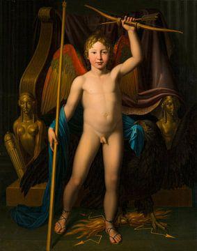 Amor Triumphant, Friedrich Bury, Caspar David Friedrich sur