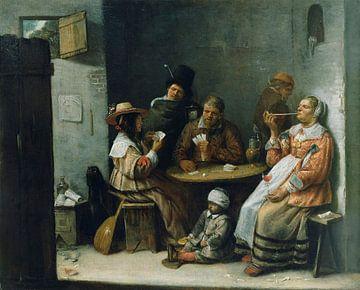 Kartenspieler, Joos van Craesbeeck
