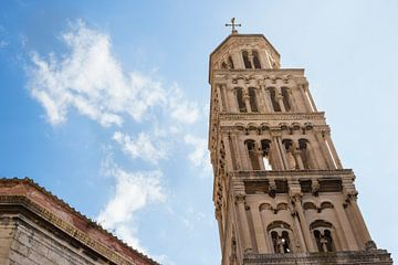 kerk in split van Kristof Ven