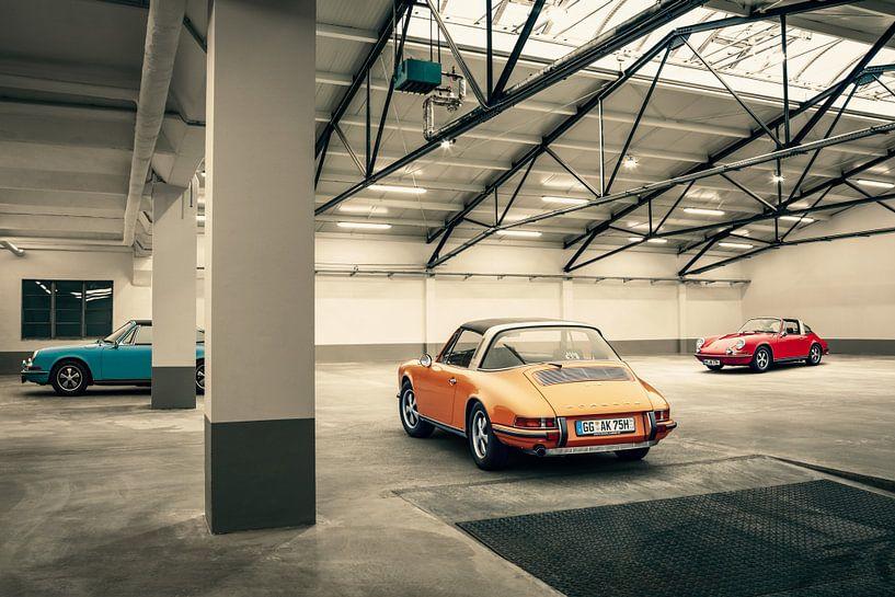 early Porsche von Ramon Enzo Wink