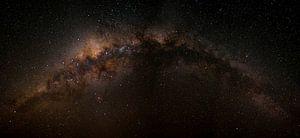 De Melkweg - Zwart - Horizontaal