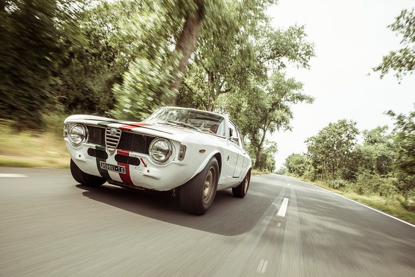 Alfa Romeo Giulia Sprint GTA Speeed van Sytse Dijkstra