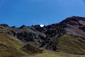 regenboog bergen van rene schuiling