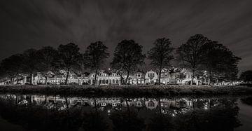 Middelburg am Abend von Andy Troy