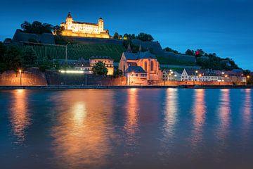 Sommerabend in Würzburg