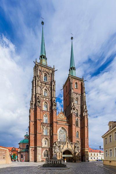 WROCLAW Cathedral van Melanie Viola