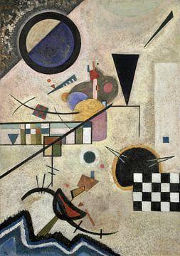 Tegengestelde akkoorden, Wassily Kandinsky