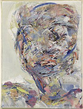 Frauenkopf von Stephen Finer