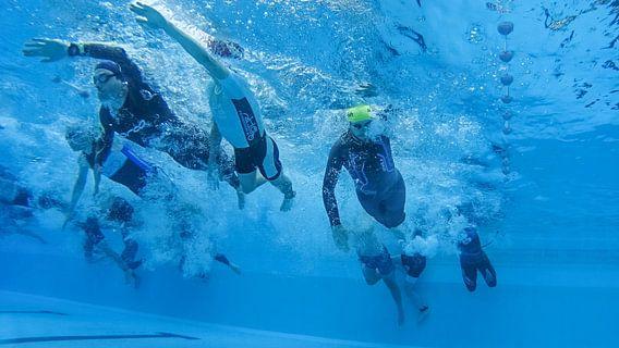 Triathlon von Marco Bakker