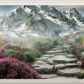 Een adembenemend uitzicht op de natuur van Bert Hooijer