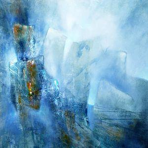 Abstrakte Komposition von