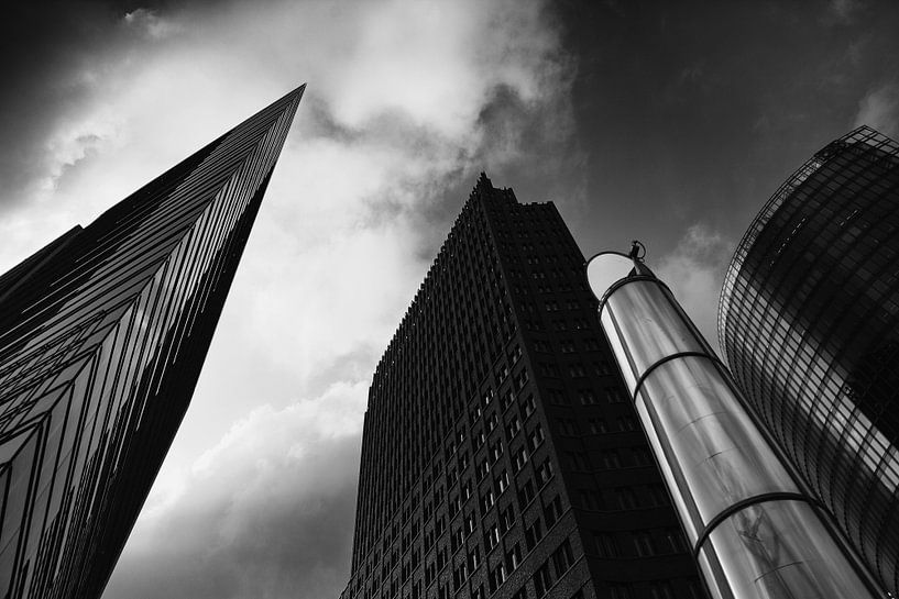 Potsdamer Platz van Insolitus Fotografie