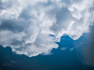 Mountain lake reflections van MDGshots